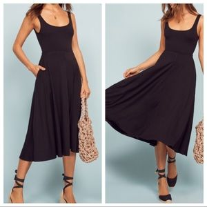 NWT Reformation Sadelle Two Piece Dress
